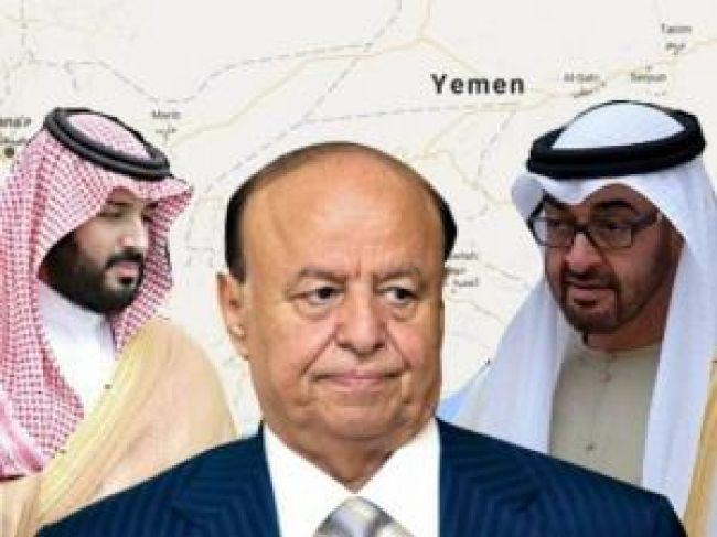 مصدر حكومي يكشف عن وساطة سعودية بين الشرعية والإمارات