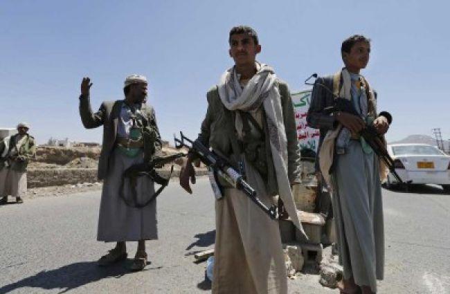 مليشيا الحوثي تختطف مواطن وأولاده وتعتدي على زوجته